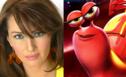 Articol Mihaela Rădulescu dă glas doamnei-melc din animaţia Turbo