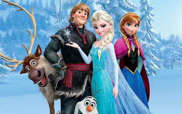 Personajele din Frozen revin într-un scurtmetraj Disney