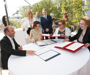 Franța-România: o politică comună în domeniul cinematografiei, în urma semnării Convenției de cooperare