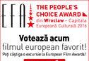 Articol Academia Europeană de Film a dat startul pentru votul publicului. Aferim!, nominalizat la EFA People's Choice Award