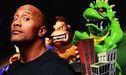 Articol Dwayne Johnson arată ce se va întâmpla în adaptarea jocului video Rampage