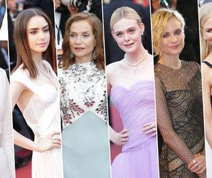 Festivalul de la Cannes, în 70 de imagini de pe covorul roșu
