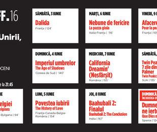 Vezi filmele de la TIFF simultan cu publicul de la Cluj,  doar la Cinema City AFI Cotroceni