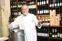 Articol Antonio Passarelli a gătit jurnaliştilor, la evenimentul de lansare a noii sale emisiuni