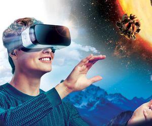 Cea mai nouă inovație din domeniul VR, ecranul-cupolă, producții VR românești la Astra Film