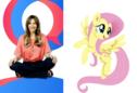 Articol Adela Popescu dă voce adorabilei Fluttershy din My Little Pony: Filmul
