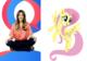 Adela Popescu dă voce adorabilei Fluttershy din My Little Pony: Filmul