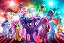 Articol My Little Pony, un curcubeu de emoţii