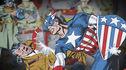 Articol History dezvăluie lumea supereroilor americani într-o nouă miniserie
