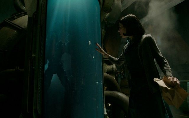 The Shape of Water: romantic şi spectaculos, dar previzibil