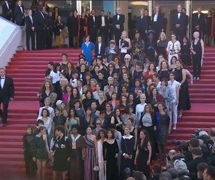 Manifest pe covorul roșu la Cannes. 82 de femei, în frunte cu Cate Blanchett