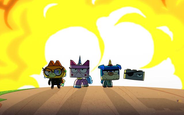 Serialul animat Unikitty, produs de Warner Bros., debutează la Cartoon Network