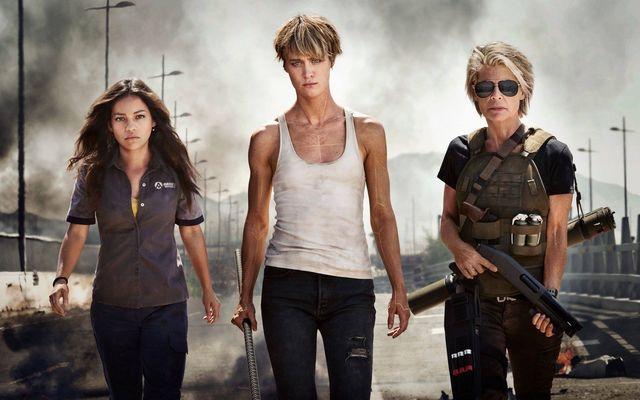 Terminator: Dark Fate (2019) Online Subtitrat in Romana