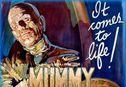 Articol Posterul filmului Mumia, din 1932, ar putea fi vândut cu peste un milion de dolari