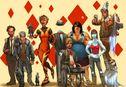 Articol Volumele Wild Cards, editate de George R.R. Martin, vor fi ecranizate de platforma Hulu