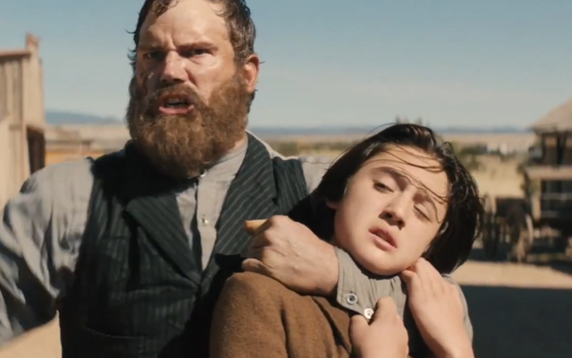 Chris Pratt este de nerecunoscut în trailer-ul western-ului The Kid