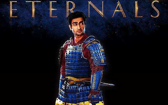 """Eternals va fi """"cel mai science-fiction și epopeic dintre toate filmele Marvel"""""""