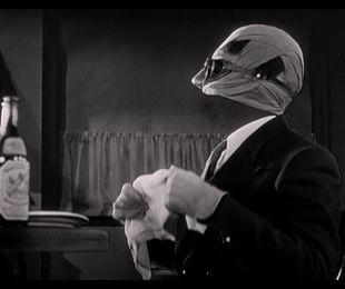 Filme ce au făcut istorie - The Invisible Man