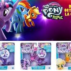 Concurs - 7 invitaţii duble la filmul  My Little Pony: Filmul