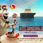 Concurs - Premii originale şi invitaţii la filmul de animație  Hotel Transilvania 3: Monştrii în Vacanţă