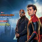 Concurs - Câştigă invitaţii duble sau obiecte promoţionale  Omul-Păianjen: Departe de casă , oferite de  IntercomFilm Distribution