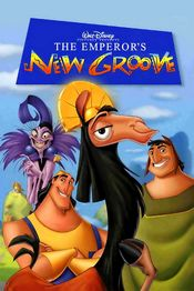 Poster The Emperor's New Groove