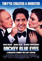 Poster Mickey Blue Eyes