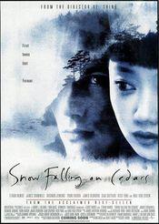 Poster Snow Falling on Cedars