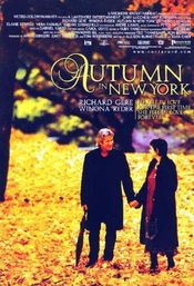 Poster Autumn in New York