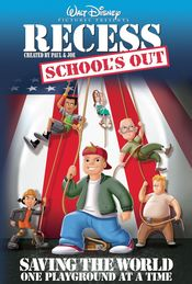 Poster Recess: School's Out