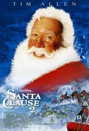 Poster The Santa Clause 2