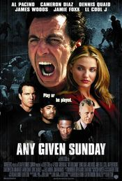 Poster Any Given Sunday