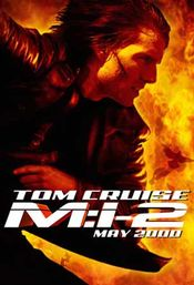 Poster Mission: Impossible 2
