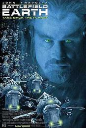 Poster Battlefield Earth: A Saga of the Year 3000