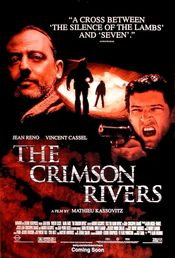 Poster Les rivières pourpres