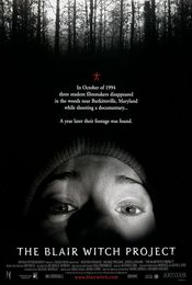 Poster The Blair Witch Project