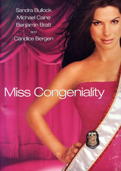 Poster Miss Congeniality