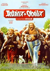 Poster Astérix et Obélix contre César