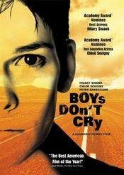 Poster Boys Don't Cry