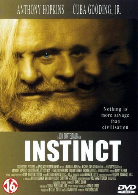 instinct - instinct  1999  - film