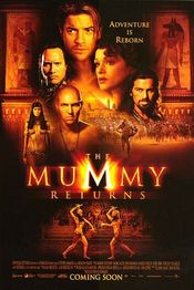 Poster The Mummy Returns