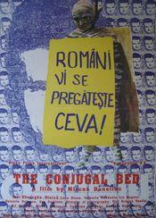Poster Patul conjugal