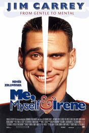 Poster Me, Myself & Irene