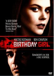 Poster Birthday Girl