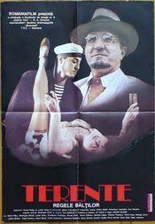 Poster Terente - Regele bălților