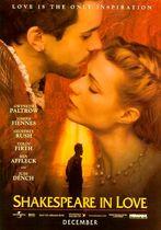 Shakespeare îndrăgostit
