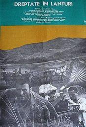 Poster Dreptate în lanțuri