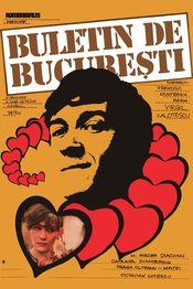 Poster Buletin de București