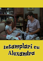 Poster Întâmplări cu Alexandra
