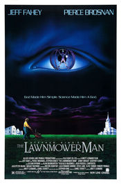 Poster Stephen King's The Lawnmower Man
